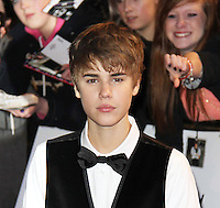 Pop star Justin Bieber was arrested on 23 January 2014 in Miami. He was charged with driving under the influence of alcohol, marijuana and prescription drugs after being caught road racing in a Lamborghini supercar.<br /> <br /> Justin Bieber: Never Say Never European Premiere, O2 Cineworld, London, UK, 16 February 2011: Contact: Ian@Piqtured.com +44(0)791 626 2580 (Picture by Richard Goldschmidt)