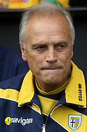 Parma Manager Franco Colomba before the pre season friendly at Carrow Road Stadium, Norwich...Picture by Paul Chesterton/Focus Images Ltd.  07904 640267.6/8/11