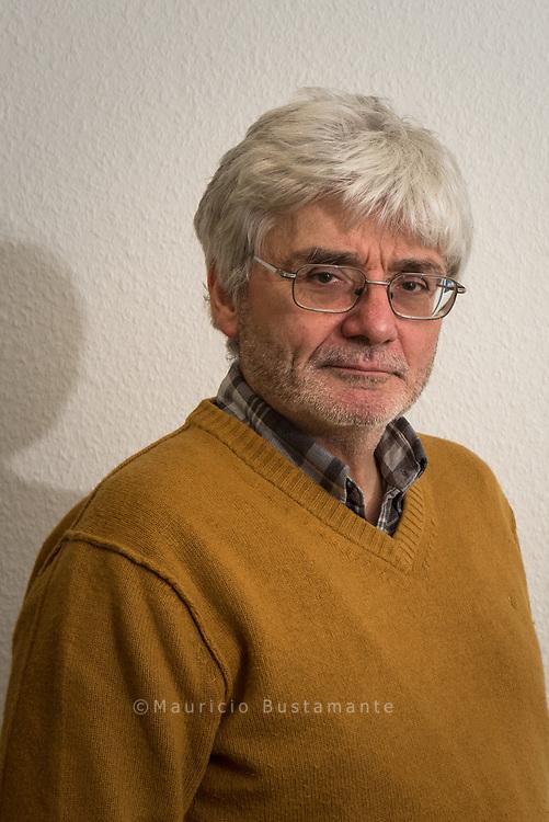 Wilfried Lehmpfuhl vom<br /> Mieterverein im Interview. Beratung Mieterberatung Mietprobleme - Mieterverein