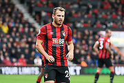 Ryan Fraser (24) of AFC Bournemouth during the Premier League match between Bournemouth and Manchester United at the Vitality Stadium, Bournemouth, England on 2 November 2019.