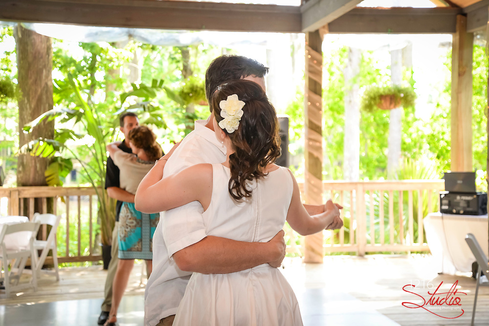 Blake & Heather | Outdoor Summer 2014 Wedding at Palmettos | 1216 Studio Wedding Photography
