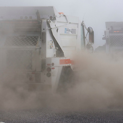 Caltrans Sweeping Silicon Valley Roadway