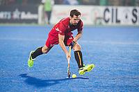 RAIPUR (India) - Florent Van Aubel (Belg.)   . Semi Final in the  Hockey World League Final  men  INDIA v BELGIUM    © KOEN SUYK/