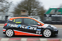 #7 Daniel KIRBY Dan Kirby with Jade Developments during Michelin Clio Cup Series as part of the BARC NW - Championship Raceday  at Oulton Park, Little Budworth, Cheshire, United Kingdom. March 19 2016. World Copyright Peter Taylor/PSP. Copy of publication required for printed pictures.  Every used picture is fee-liable. http://archive.petertaylor-photographic.co.uk