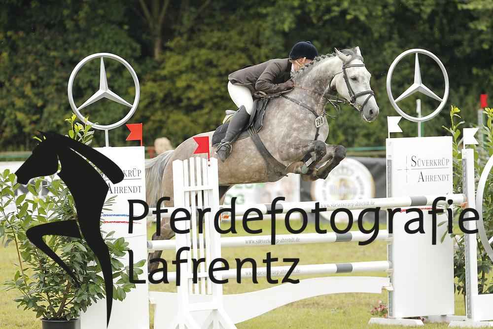 Heuser, Ilka-Katharina, Very Nice 12<br /> Eutin - Dressur- und Springturnier<br /> © www.sportfotos-lafrentz.de/Stefan Lafrentz