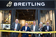 Breitling Boutique Grand Opening