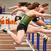 Alyson Edwards, Regina, 2019 U SPORTS Track and Field Championships on Thu Mar 07 at James Daly Fieldhouse. Credit: Arthur Ward/Arthur Images