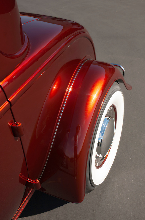 '32 Ford coupe, Monterey, California, USA