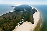 Nederland, Friesland, Terschelling, 05-07-2018; Natuurreservaat de Boschplaat, gezien vanuit het Oosten.<br /> Nature reserve de Boschplaat, seen from the East.<br /> <br /> luchtfoto (toeslag op standard tarieven);<br /> aerial photo (additional fee required);<br /> copyright foto/photo Siebe Swart