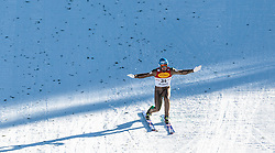30.01.2016, Casino Arena, Seefeld, AUT, FIS Weltcup Nordische Kombination, Seefeld Triple, Skisprung, Wertungssprung, im Bild Wilhelm Denifl (AUT) // Wilhelm Denifl of Austria competes during his Competition Jump of Skijumping of the FIS Nordic Combined World Cup Seefeld Triple at the Casino Arena in Seefeld, Austria on 2016/01/30. EXPA Pictures © 2016, PhotoCredit: EXPA/ JFK