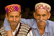 Two friends, Old Manali, Himachal Predesh, India