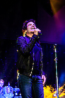 The Bay Area rock band Train headlined a concert  at the America's Cup Pavilion in San Francisco, California on Sunday August 11, 2013 during their Mermaids of Alcatraz tour. Train performed with The Script, Gavin DeGraw and Ashley Monroe.
