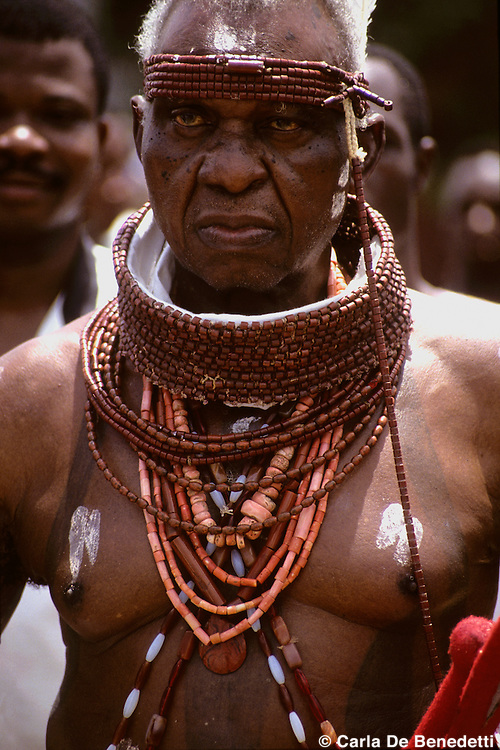 Chief, Benin City, Nigeria