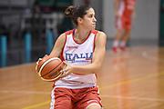 Maddalena Gaia Gorini<br /> Nazionale Italiana Femminile Senior - Allenamento<br /> FIP 2018<br /> Treviso, 13/08//2018<br /> Foto GiulioCiamillo / Ciamillo-Castoria