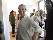 GIGI GIANUZZI, Crapula- exhibition of work by Henry Hudson. Hoxton Sq. Gallery. London. 3 June 2010. -DO NOT ARCHIVE-© Copyright Photograph by Dafydd Jones. 248 Clapham Rd. London SW9 0PZ. Tel 0207 820 0771. www.dafjones.com.