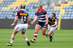 Izzy Noel Smith of Bristol Ladies - Rogan Thomson/JMP - 23/04/2017 - RUGBY UNION - Sixways Stadium - Worcester, England - Bristol Ladies Rugby v Aylesford Bulls - Women's Premiership Final.