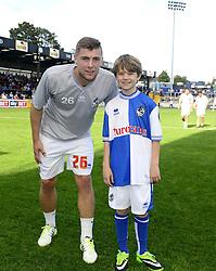 - Photo mandatory by-line: Joe Meredith/JMP - Tel: Mobile: 07966 386802 05/10/2013 - SPORT - FOOTBALL - Memorial Stadium - Bristol - Bristol Rovers V Fleetwood Town - Sky Bet League 2