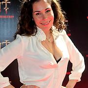 NLD/Amsterdam/20101103- Filmpremiere Sint de film, Halina Reijn