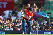 Eoin Morgan (Capt) during the International T20 match between South Africa and England at Supersport Park, Centurion, South Africa on 16 February 2020.