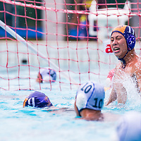 PESEB, Tuesday, March 24, 2015 &mdash; Strong defensive play by Anglo-Chinese School (Barker Road) propelled them to a 7&ndash;3 victory over Hwa Chong Institution (HCI) in the final of the National B Division Water Polo Championship, earning them their first title since 2009.<br />