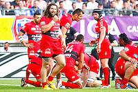 Joie Toulon - 11.04.2015 - Grenoble / Toulon  - 22eme journee de Top 14 <br />Photo :  Jacques Robert / Icon Sport