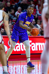 NORMAL, IL - December 31: Antwan Kimmons during a college basketball game between the ISU Redbirds and the University of Northern Iowa Panthers on December 31 2019 at Redbird Arena in Normal, IL. (Photo by Alan Look)