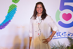September 22, 2018 - Julia Goerges of Germany on the red carpet at the 2018 Dongfeng Motor Wuhan Open WTA Premier 5 tennis tournament players party (Credit Image: © AFP7 via ZUMA Wire)