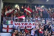 DESCRIZIONE : Cremona Lega A 2014-2015 Vanoli Cremona EA7 Emporio Armani Milano<br /> GIOCATORE : Tifosi Supporters<br /> SQUADRA : EA7 Emporio Armani Milano<br /> EVENTO : Campionato Lega A 2014-2015<br /> GARA : Vanoli Cremona EA7 Emporio Armani Milano<br /> DATA : 11/10/2014<br /> CATEGORIA : Tifosi Supporters<br /> SPORT : Pallacanestro<br /> AUTORE : Agenzia Ciamillo-Castoria/F.Zovadelli<br /> GALLERIA : Lega Basket A 2014-2015<br /> FOTONOTIZIA : Cremona Campionato Italiano Lega A 2014-15 Vanoli Cremona EA7 Emporio Armani Milano<br /> PREDEFINITA : <br /> F Zovadelli/Ciamillo