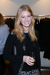 ELLA MAY SANGSTER at a preview evening of the Leon Max Autumn Winter Collection 2013 held at Leon Max, 229 Westbourne Grove, London W11 on 24th September 2013.
