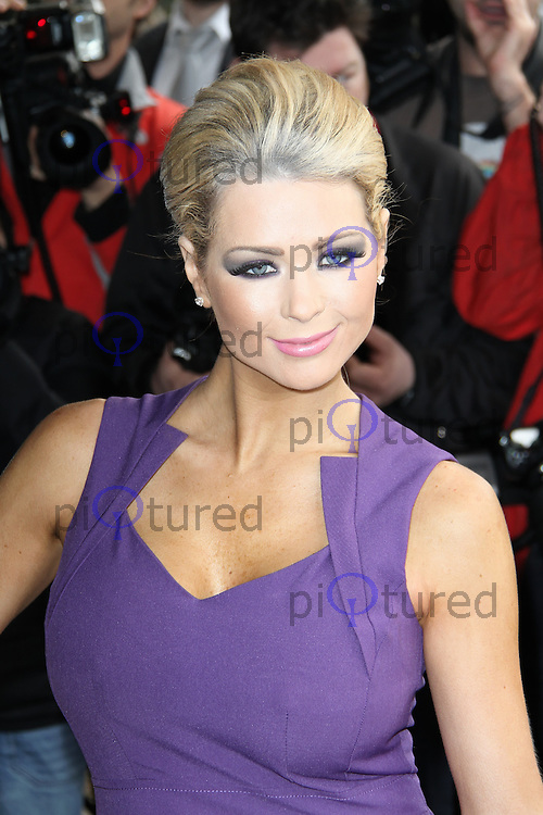 LONDON - MARCH 13: Nicola McLean attends the TRIC Awards at the Grosvenor House Hotel, London, UK. March 13, 2012. (Photo by Richard Goldschmidt)