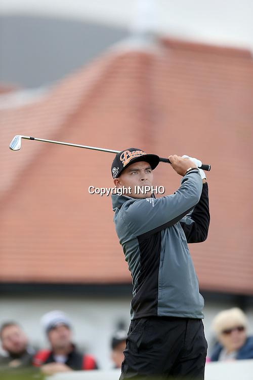 2015 Dubai Duty Free Irish Open Day 1, Royal County Down Golf Club, Co. Down 29/5/2015 <br /> Rickie Fowler<br /> Mandatory Credit &copy;INPHO/Presseye/Matt Makey