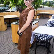 NLD/Amsterdam/20130912 - Talkies Terras Lunch 2013, Victoria Koblenko