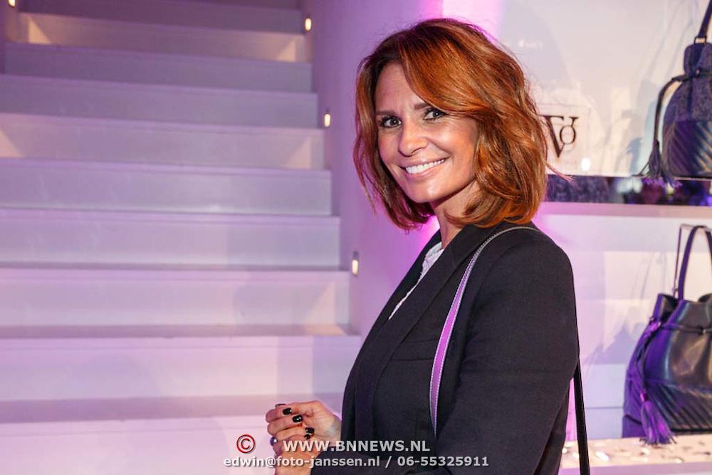 NLD/Amsterdam/20150827 - Presentatie TOVxChantal bag, Leontien Borsato