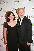 Sally Field and Steven Spielberg at the Lincoln film premiere Savoy Cinema in Dublin, Ireland. Sunday 20th January 2013.