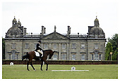 Houghton International Horse Trials. Dressage. 22-5-2009