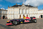 Red Bull F1 Showrun Copenhagen 2012