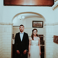 This Forgotten Grandeur ~ Amy & Alexis' Leeds Club Wedding