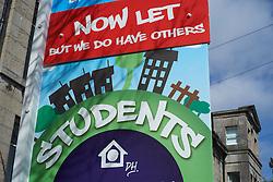 Student accommodation University of Bangor, Wales