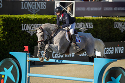 Billot Mathieu, FRA, Quel Filou 13<br /> FEI Jumping Nations Cup Final<br /> Barcelona 2019<br /> © Hippo Foto - Dirk Caremans<br />  03/10/2019