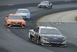 July 22, 2018 - Loudon, New Hampshire, United States of America - Aric Almirola (10) brings his car through the turns during the Foxwoods Resort Casino 301 at New Hampshire Motor Speedway in Loudon, New Hampshire. (Credit Image: © Chris Owens Asp Inc/ASP via ZUMA Wire)