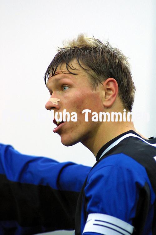 18.05.2001 Vantaa, Finland. Veikkausliiga, Atlantis FC v Inter Turku. Petri Lehtonen (Inter)..©JUHA TAMMINEN