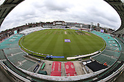 A general view of the Kia Oval cricket ground before  the Royal London ODI match between England and Sri Lanka at the Kia Oval, Kennington, United Kingdom on 29 June 2016.