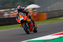 June 1, 2018 - Mugello, FI, Italy - Bradley Smith of Red Bull KTM Factory Racing during the Free Practice 1 of the Oakley Grand Prix of Italy, at International  Circuit of Mugello, on June 01, 2018 in Mugello, Italy  (Credit Image: © Danilo Di Giovanni/NurPhoto via ZUMA Press)