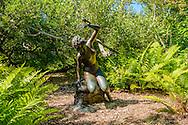 Statue, 207 Lily Pond Lane, East Hampton, NY