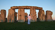 Olympic Torch Stonehenge 120712