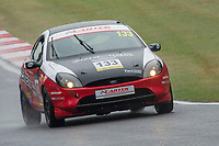 #133 Luke JOHNSON Ford Puma  during CSCC Cartek Motorsport Modern Classics with Cartek Motorsport Puma Cup as part of the CSCC Oulton Park Cheshire Challenge Race Meeting at Oulton Park, Little Budworth, Cheshire, United Kingdom. June 02 2018. World Copyright Peter Taylor/PSP.