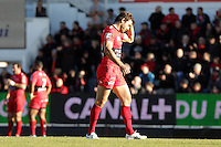 Juan Martin HERNANDEZ - 10.01.2015 - Toulon / Racing Metro - 16e journee Top 14<br />