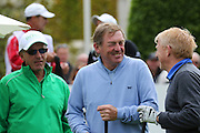 Kenny Dalglish AND Gordon Strachan at the BMW PGA Championship Celebrity Pro-Am Challenge at the Wentworth Club, Virginia Water, United Kingdom on 20 May 2015