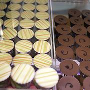 Chocolate displays at Devonport Chocolates, 17 Wynyard St., Auckland, New Zealand, 7th November 2010. Photo Tim Clayton.