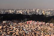 Sao Paulo_SP, 21 de Julho de 2010.<br /> <br /> Vox Capital / Paraisopolis<br /> <br /> Imagens da favela de Paraisopolis, no entorno do Bairro do Morumbi.<br /> <br /> Foto: JOAO MARCOS ROSA / NITRO